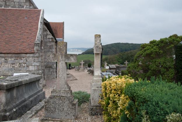 Kerkhof van Varengeville-sur-Mer